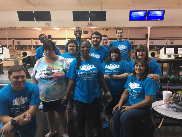Bowling activity August 2018