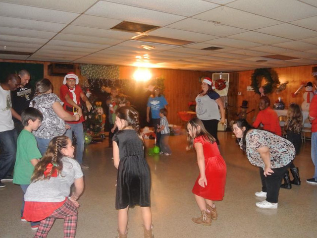 Christmas Party 2015 Dance