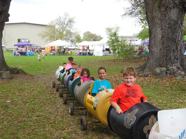 March 2015 fundraiser car show children
