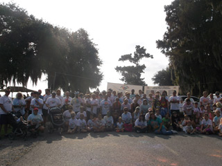 Color Run And Fun Day 2015