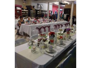Fashion Show tea Party Fundraiser 2015