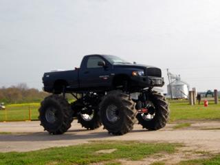 Monster Truck 2014 Car Show