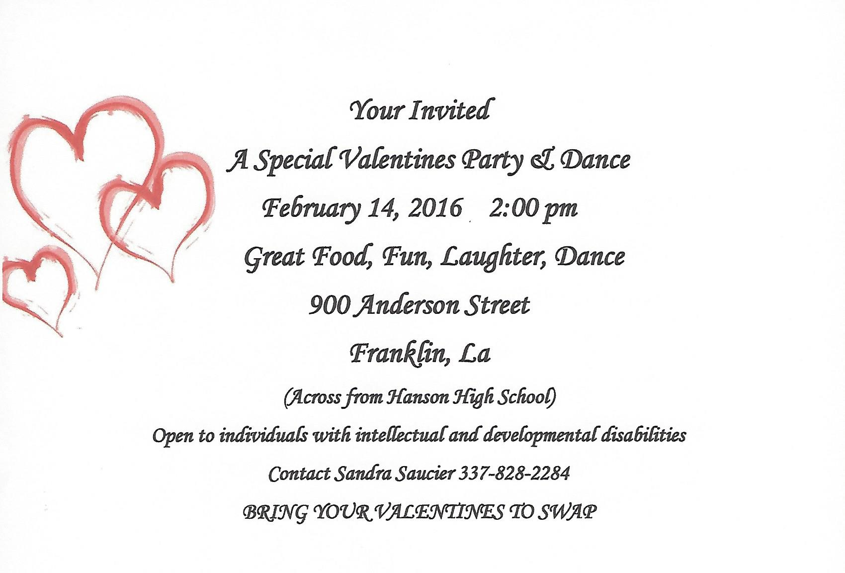 Unusual Valentines Party Invitation Gallery - Invitation Card Ideas ...