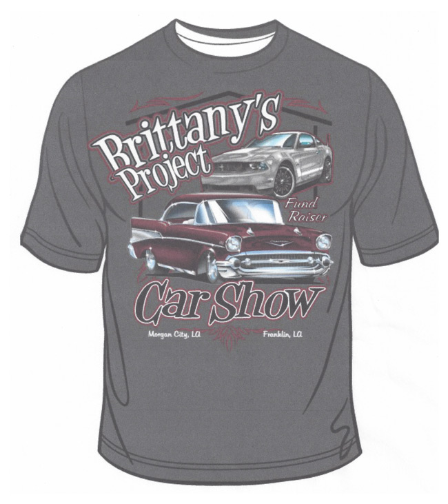 2nd Annual Lirette Ford Shirt for Sale for $15